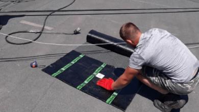 «Вся надежда на УК «Корабельный»: в Кульбакино управляющая компания начала ремонтировать крыши многоэтажек   Корабелов.ИНФО image 3