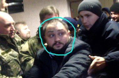 Невенчаного «виховують» ветерани русско-української війни