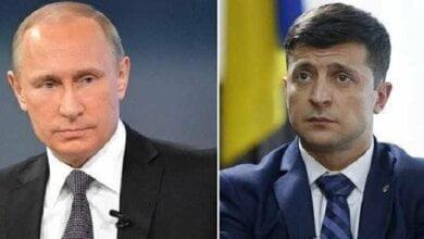 Зеленский и Путин впервые поговорили по телефону | Корабелов.ИНФО