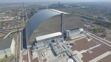 На Чернобыльской АЭС ввели в эксплуатацию новый саркофаг – он прослужит минимум 100 лет | Корабелов.ИНФО