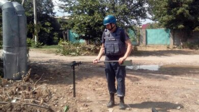 Мешканець Корабельного району знайшов на вулиці артилерійський снаряд | Корабелов.ИНФО image 2