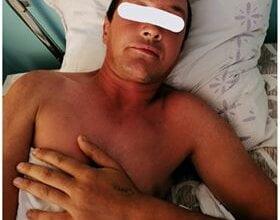 Photo of Лежал в реанимации 2 дня, очнулся — ничего не помнит: в селе Лиманы нашли мужчину без сознания, документов и телефона