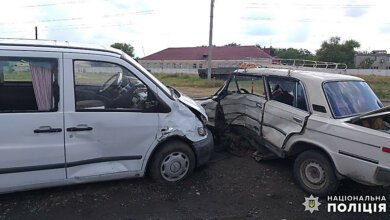 За рулем - подросток: в ДТП на Николаевщине пострадали четверо детей | Корабелов.ИНФО