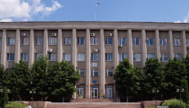 здание администрации Корабельного района (архивное фото)