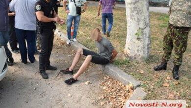 Photo of Грабитель в Николаеве проломил жертве череп — его задержали с перстнем во рту