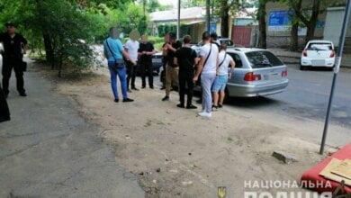 Photo of Возле избирательного участка в Николаеве задержали людей с оружием