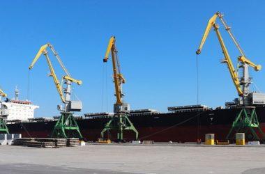 В СМП «Ольвия» пришвартовалось самое большое судно, которое порт принимал в своей акватории с начала года   Корабелов.ИНФО image 1