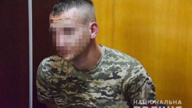Photo of Военнослужащий в Николаеве грабил женщин на мопеде, угрожая пистолетом