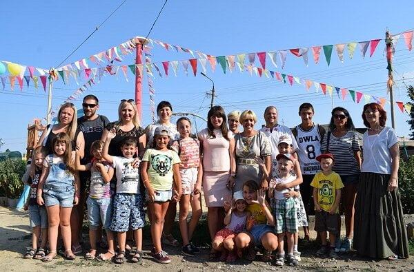 В частном секторе Корабельного района участники АТО открыли центр семейного отдыха | Корабелов.ИНФО image 4