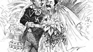 Гитлер обещал Польше половину Украины: 80 лет назад был подписан пакт Молотова — Риббентропа | Корабелов.ИНФО