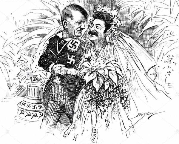Photo of Гитлер обещал Польше половину Украины: 80 лет назад был подписан пакт Молотова — Риббентропа