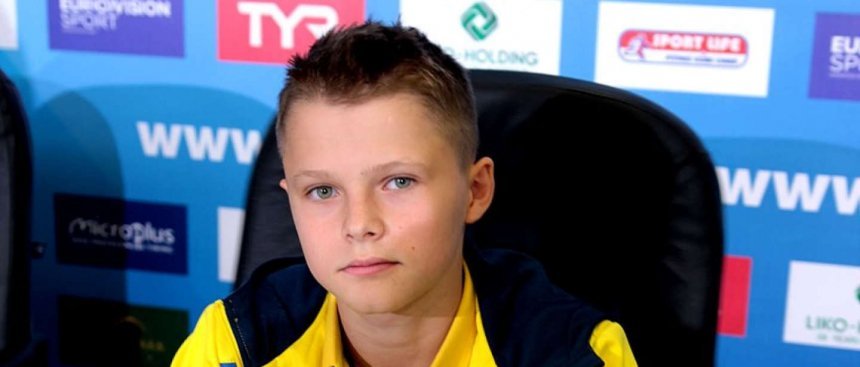 Photo of 13-летний николаевец Алексей Середа стал самым юным чемпионом Европы в истории прыжков в воду (видео)