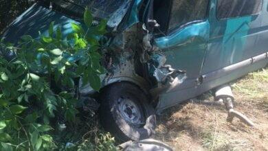 На трассе под Николаевом две аварии — столкнулись шесть машин, одна в кювете | Корабелов.ИНФО image 3
