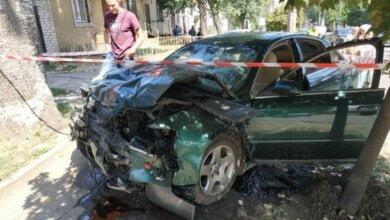 В Николаеве пьяный водитель на «Ауди» протаранил «Хюндай» — у девушки-пешехода переломаны ноги | Корабелов.ИНФО image 3