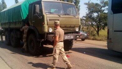 Многие пассажиры получили ушибы: военный КАмаЗ врезался в маршрутку «Николаев-Херсон» | Корабелов.ИНФО image 2