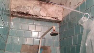 """""""Всем всё подходит"""": плесень и разбитые потолки: в сети показали общежитие НУК в Николаеве   Корабелов.ИНФО"""