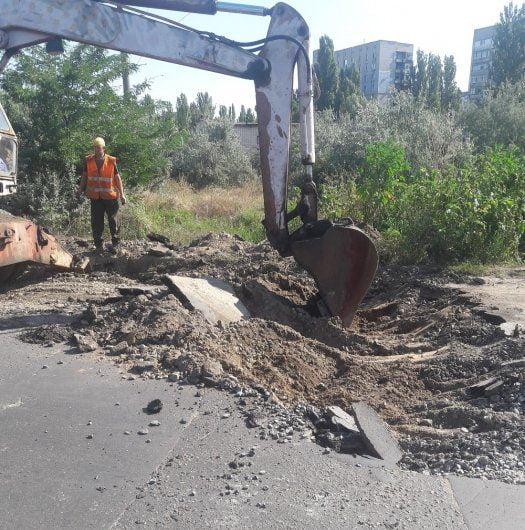 Photo of Предприятия Корабельного района отремонтировали «портовскую» дорогу