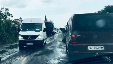«У всех чемоданное настроение?», - генерал СБУ раскритиковал власть и дорожников за ямы на трассе возле Николаева | Корабелов.ИНФО