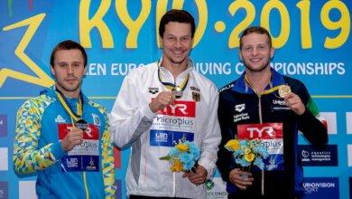 Колодий, Хаусдинг, Марсалья - призеры ЧЕ-2019 на метровом трамплине