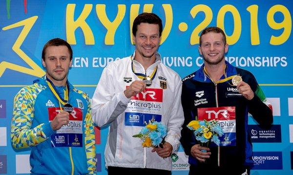 Photo of Олег Колодий, завоевавший «серебро» на чемпионате Европы: «Кваша сразу же после запрыга поздравил меня» (Видео)