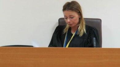 судья Наталья Бондаренко