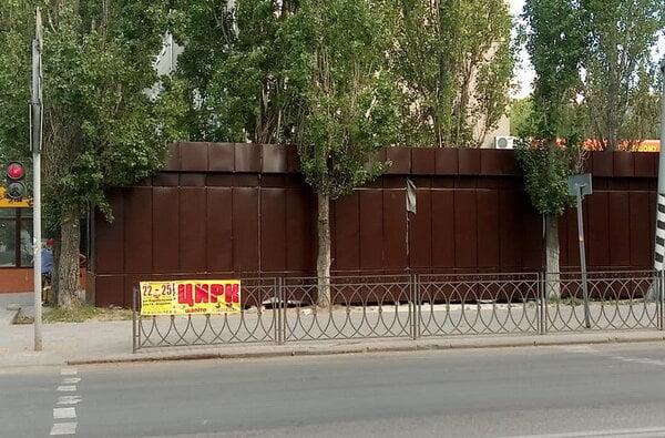 Соратница Сенкевича потребовала от мэра снести незаконные будки в Корабельном районе   Корабелов.ИНФО