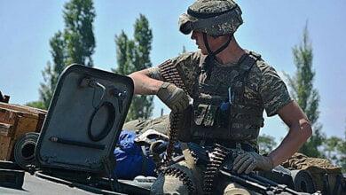 На Донбассе боевики РФ обстреляли позиции ВСУ: 25 августа один погиб, трое военнослужащих ранены   Корабелов.ИНФО