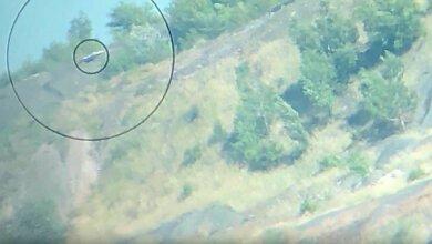 «Это в ответ»: ВСУ нанесли удар по террористам, информ-ресурсы боевиков подтверждают потери (видео)   Корабелов.ИНФО