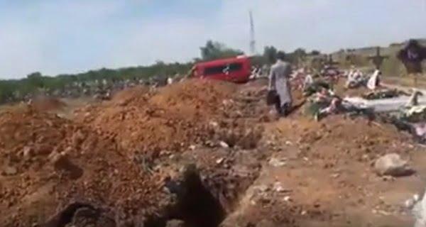 Photo of Невыполненное Сенкевичем обещание о новом кладбище для Николаева хотят «закрыть» за счет села Баловное