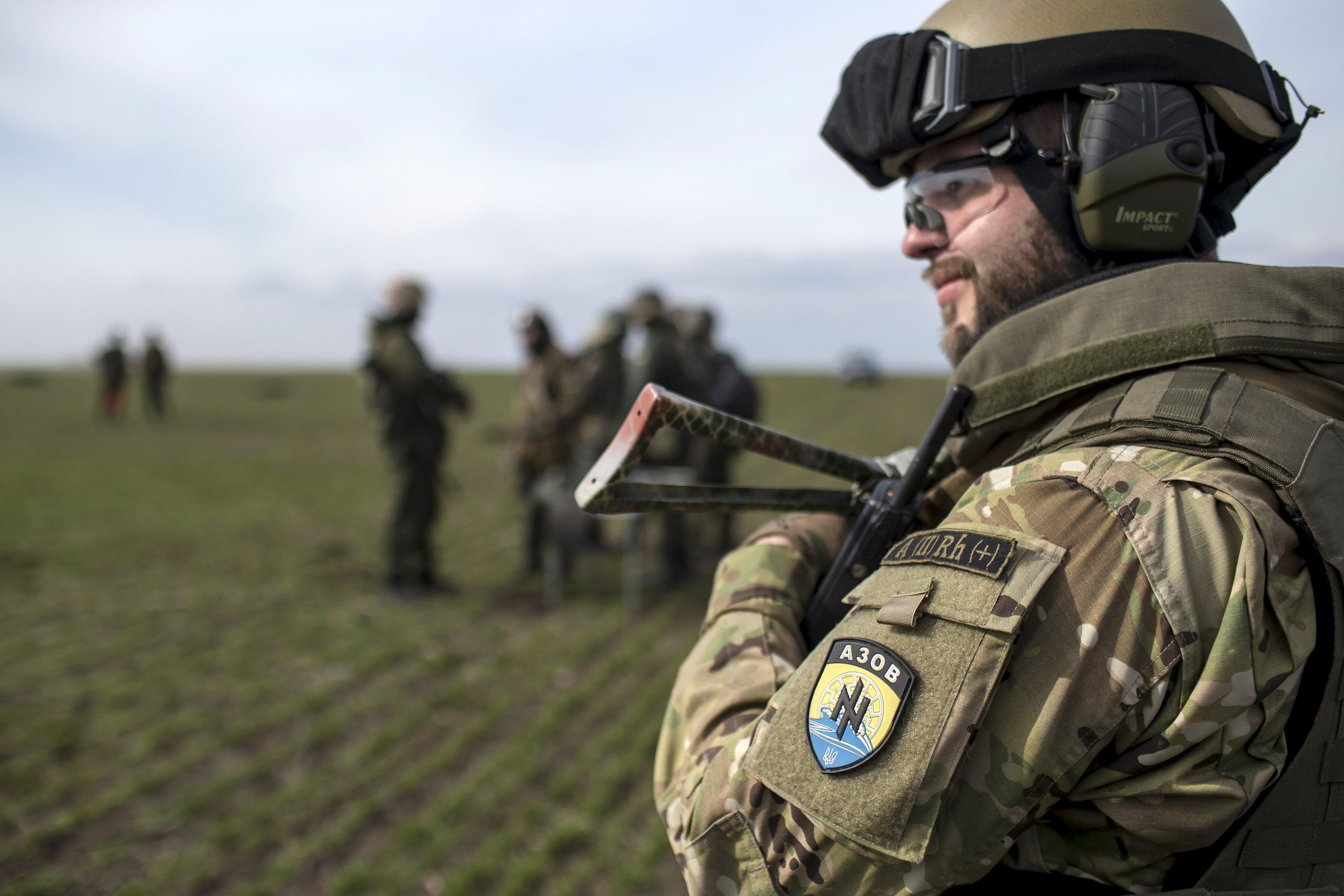 Photo of Воины «Азова» отбили атаку оккупантов под Горловкой: уничтожены четыре наемника РФ, один захвачен в плен