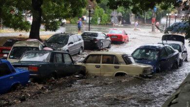 Последствия ливня в Одессе: смытые припаркованные машины и развороченный коллектор | Корабелов.ИНФО image 3