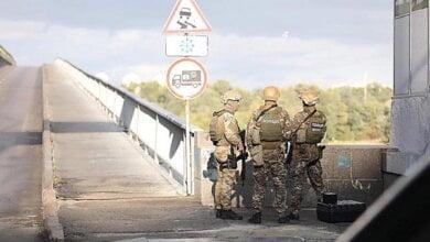Уроженца Крыма, угрожавшего взорвать мост Метро в Киеве, через несколько часов задержала полиция | Корабелов.ИНФО image 1