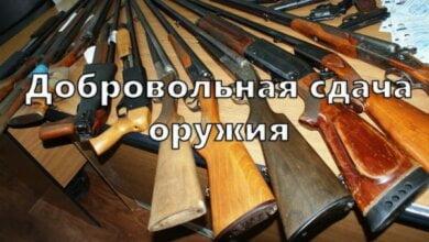 Photo of До Корабельного та Вітовського відділів поліції в жовтні можна добровільно здати зброю та залишитися непокараним