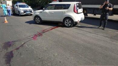 На пешеходном переходе в Николаеве женщина на «Киа» сбила насмерть пенсионерку | Корабелов.ИНФО