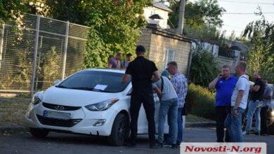 В Николаеве из машины коммерсанта похитили около миллиона гривен | Корабелов.ИНФО