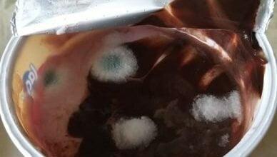 В Николаеве в крупном супермаркете продают десерт с плесенью   Корабелов.ИНФО