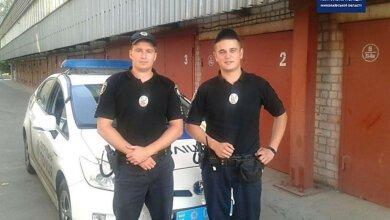 Патрульные опубликовали видео, как спасали женщину от самоубийства в Николаеве | Корабелов.ИНФО