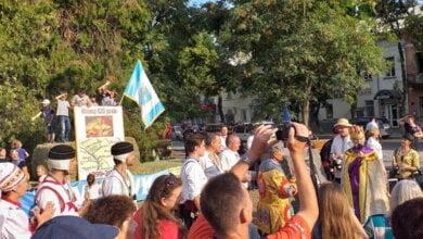 Местная власть проигнорировала празднование 620-летия Витовки в Корабельном районе | Корабелов.ИНФО