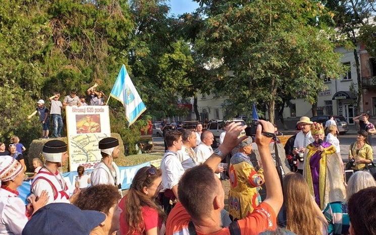Photo of Местная власть проигнорировала празднование 620-летия Витовки в Корабельном районе