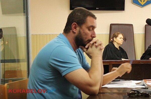 Обвиняемый в совершении махинации на «Ника-Тере» Василий Гущин признал свою вину