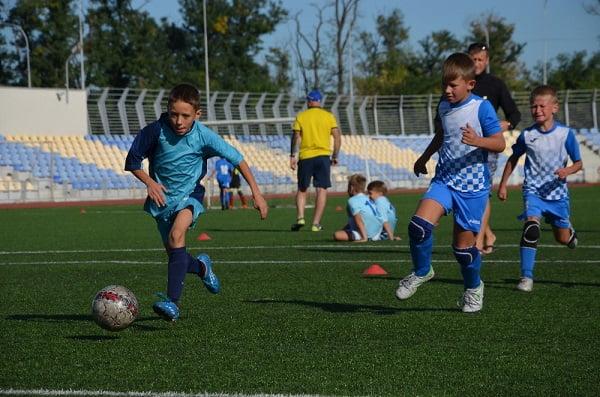 Photo of Лучший полузащитник – из Корабельного района: в Николаеве прошел Всеукраинский турнир по футболу