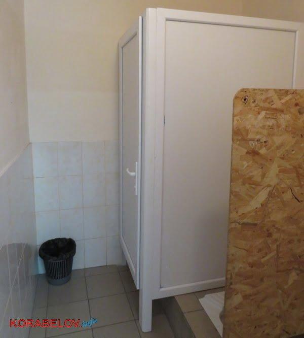 туалет для гимназисток в Корабельном районе