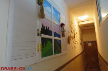 коридор гимназии №3