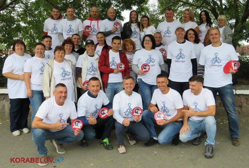 Photo of «Тебе 18? Докажи! Усы — не документ», — пивзавод в Николаеве провел акцию к международному Дню ответственного употребления пива (Видео)