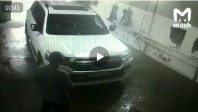 В России мужчину убило током на мойке самообслуживания (видео)   Корабелов.ИНФО