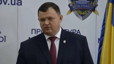 Прокурора Николаевской области Дунаса перевели в Генпрокуратуру | Корабелов.ИНФО