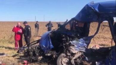 Переполненная маршрутка врезалась в грузовик: на Одесчине погибли 9 человек (Видео) | Корабелов.ИНФО