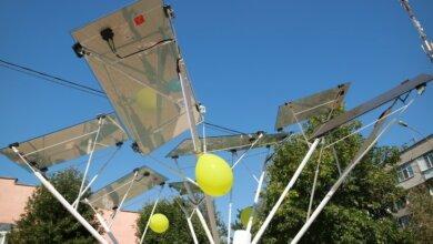 В Корабельном районе торжественно открыли «солнечное дерево» | Корабелов.ИНФО image 5