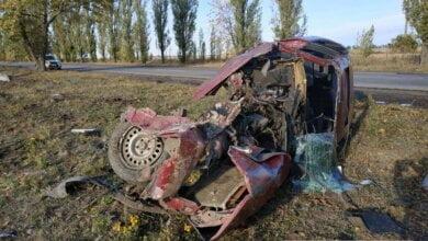 На Николаевщине разбился «Опель» - пострадали мама и 8-месячный ребенок | Корабелов.ИНФО