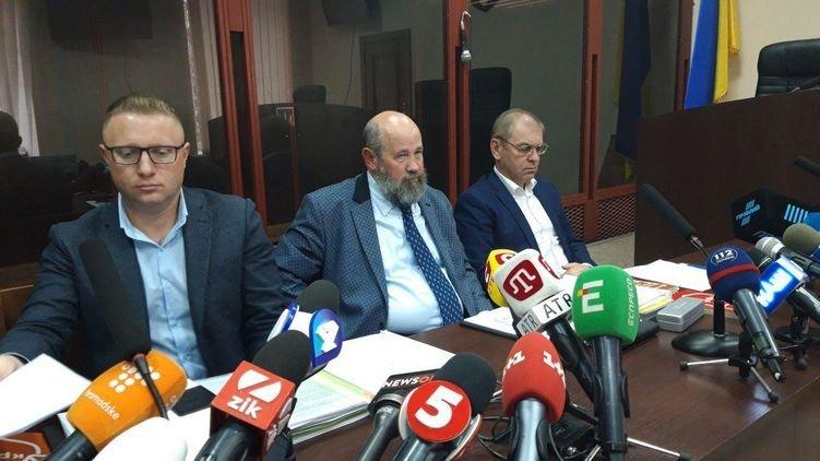 Photo of Суд отправил экс-нардепа Пашинского в СИЗО без права внесения залога